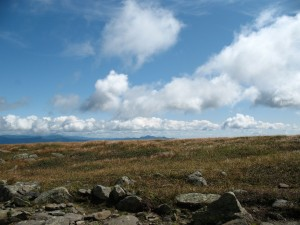 East from Moosilauke, Another Home Mountain