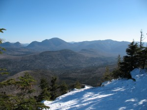 The Winter Hills - White Mountains
