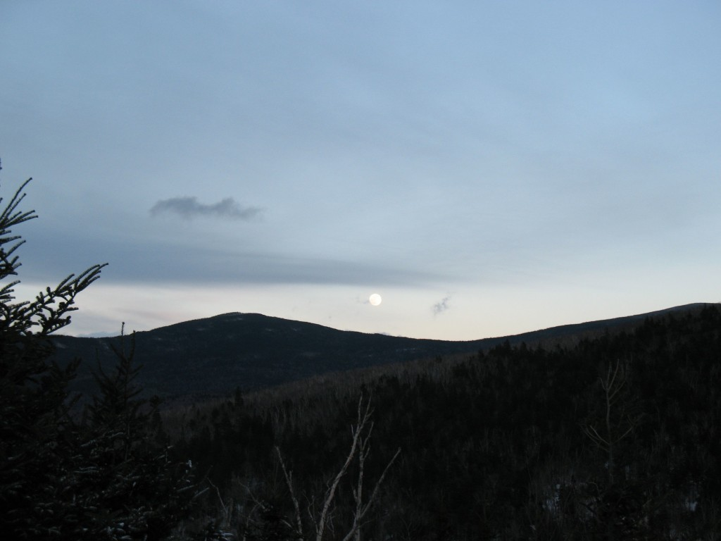 SnowMoon Rising