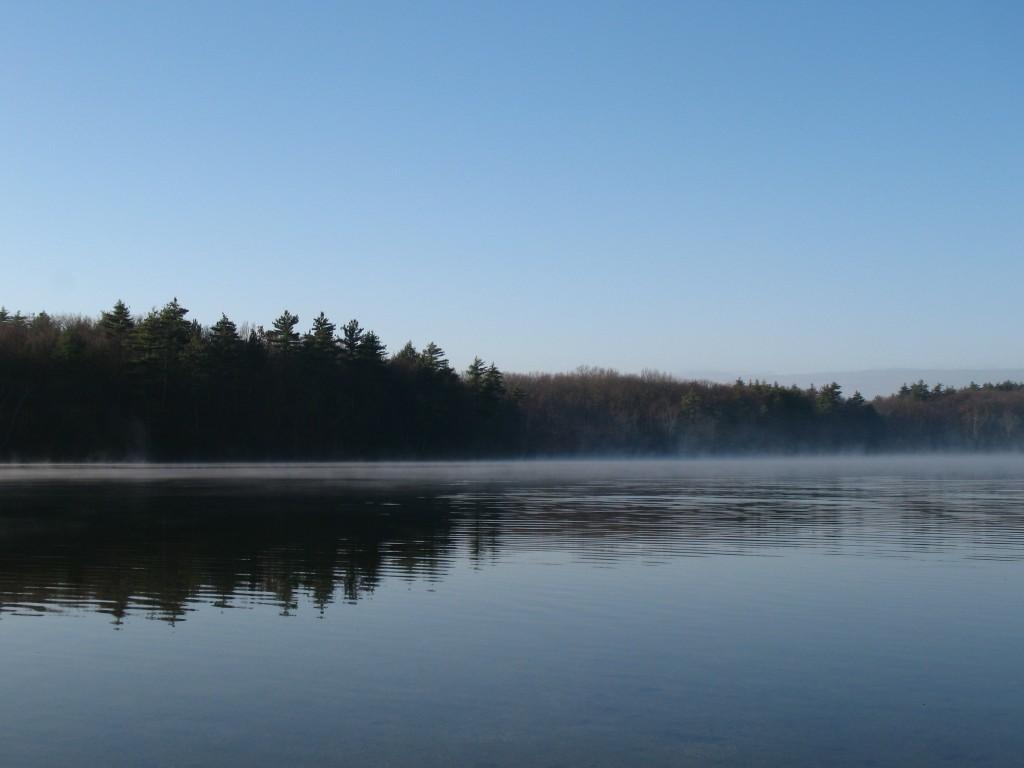 Walden water