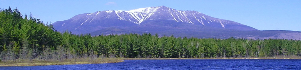 Katahdin, or, as Thoreau had it, Ktaadn