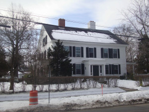 186 Main St., now part of Concord Academy