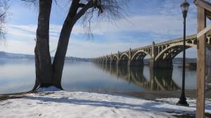 The Susquehanna credit: Robert Hollis