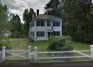 Emerson's house at 28 Cambridge Turnpike